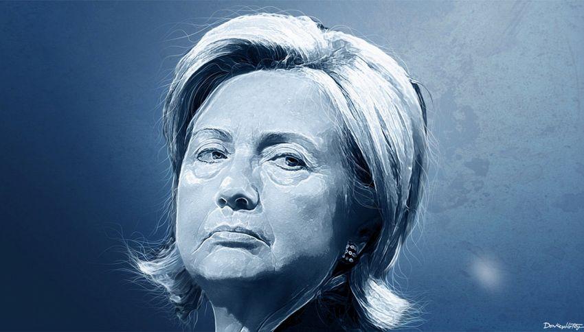 Hillary Clinton e la Teoria Complottista che la accusa di avere un clone