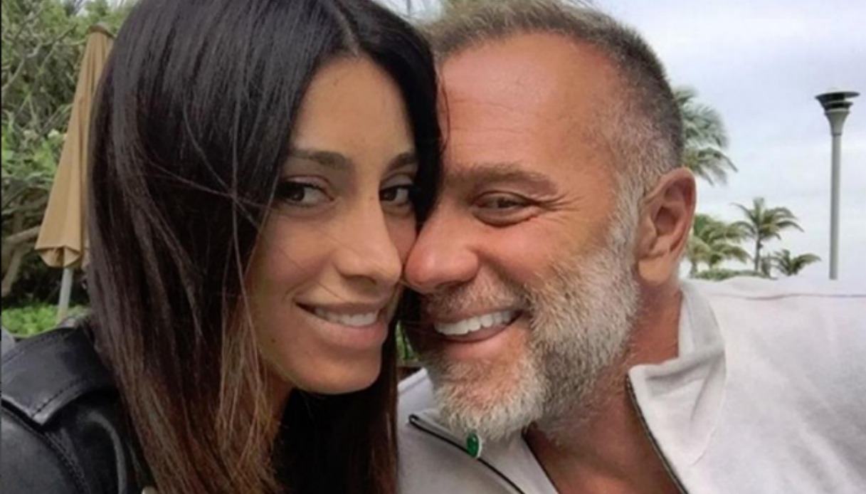 Gianluca Vacchi è tornato con l'ex Giorgia Gabriele