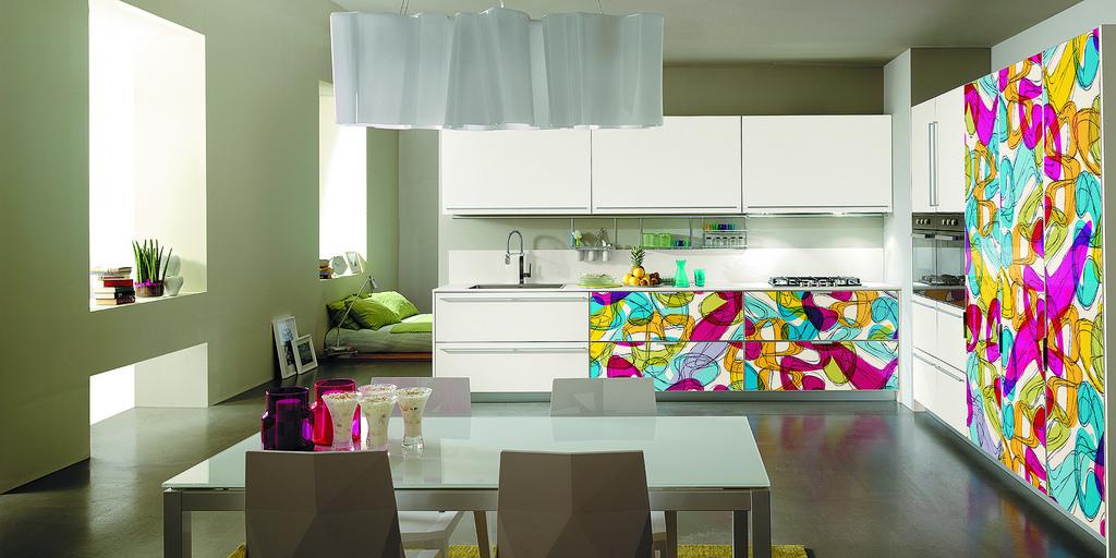 Cucine Decorate. Cheap Gallery With Cucine Decorate. Interesting ...