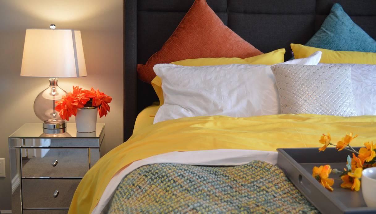 Una Camera Da Letto Da Sogno : Organizzare una camera da sogno mobili: pochi ma buoni supereva