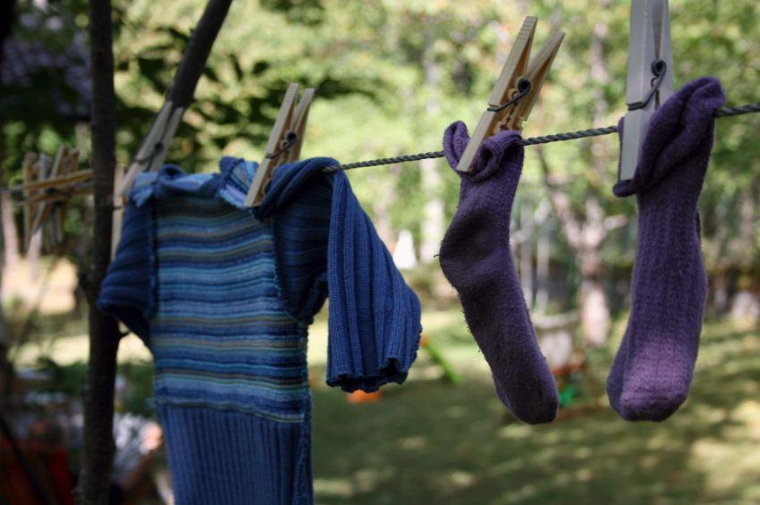 Come trovare i calzini spaiati: lo spiega la scienza