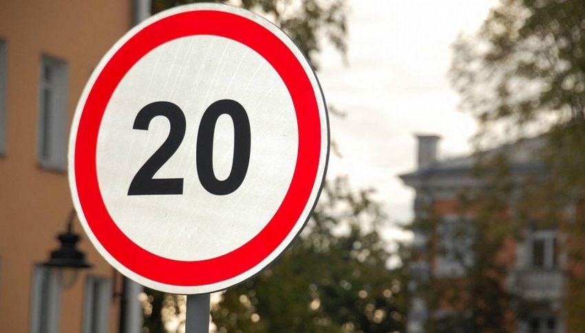 I limiti di velocità sono sexy, almeno in Russia