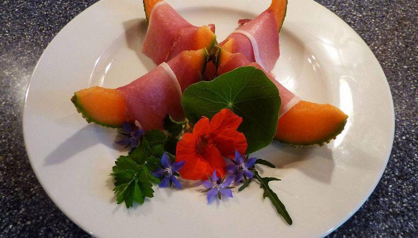"""Dieta dei """"fiori"""": 12 specie hanno proprietà antiossidanti"""