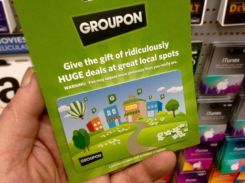 Come cancellarsi da Groupon