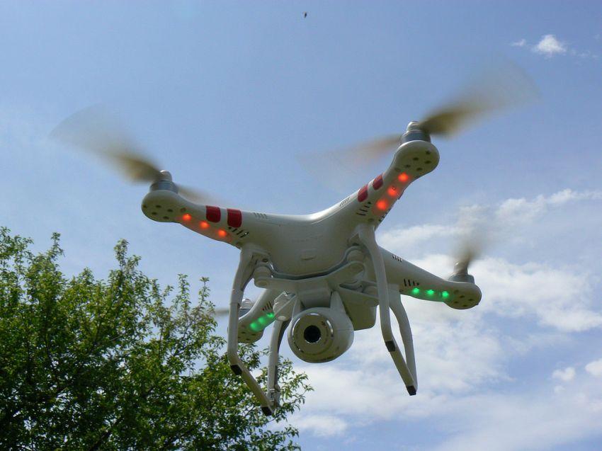 Droni poliziotti, in Cina le multe piovono dal cielo