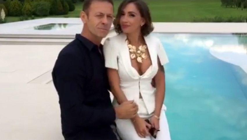 Proposta indecente di Rocco Siffredi a Cassano