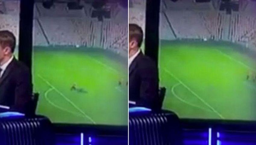 Uno spettro in diretta tv, brividi su Sky Sport dopo Sunderland-Everton
