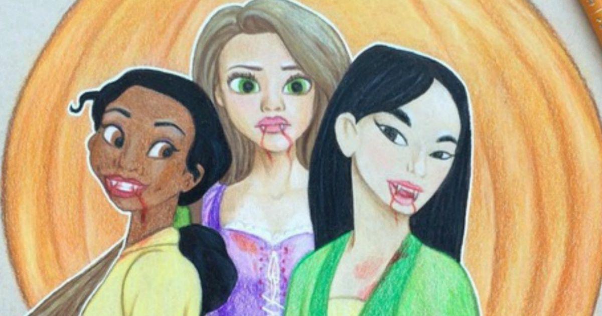 Disegni Disney Da Colorare Per Halloween Supereva