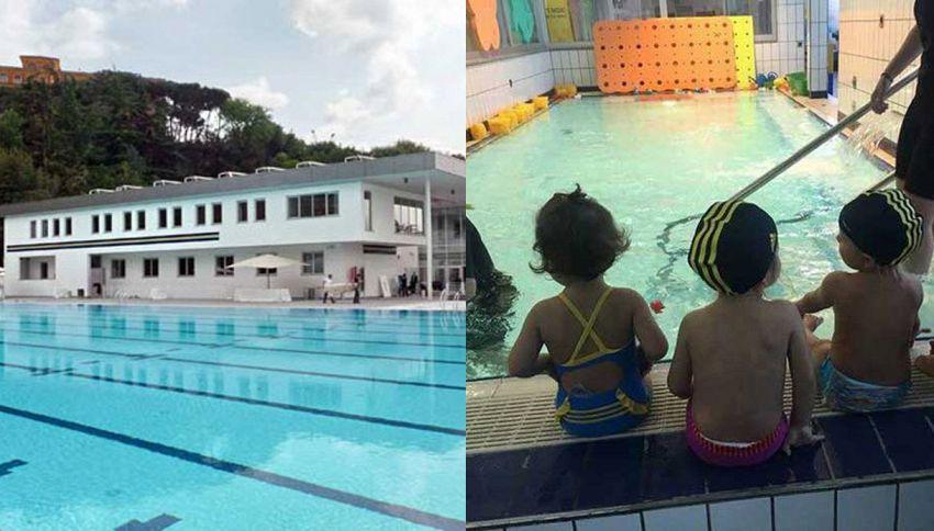 AquAniene Kids, a Roma il primo asilo nido a indirizzo sportivo