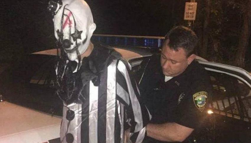 Negli Stati Uniti stanno avvenendo un sacco di avvistamenti di clown