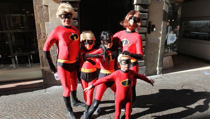 Lucca Comics & Games 2016: i migliori cosplay