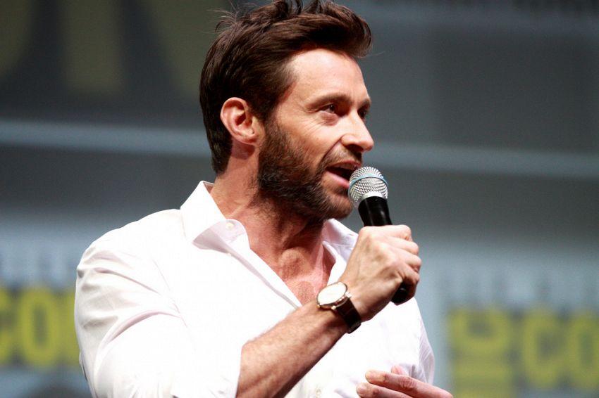 Logan, il nuovo film di Wolverine, presentato da Hugh Jackman im persona