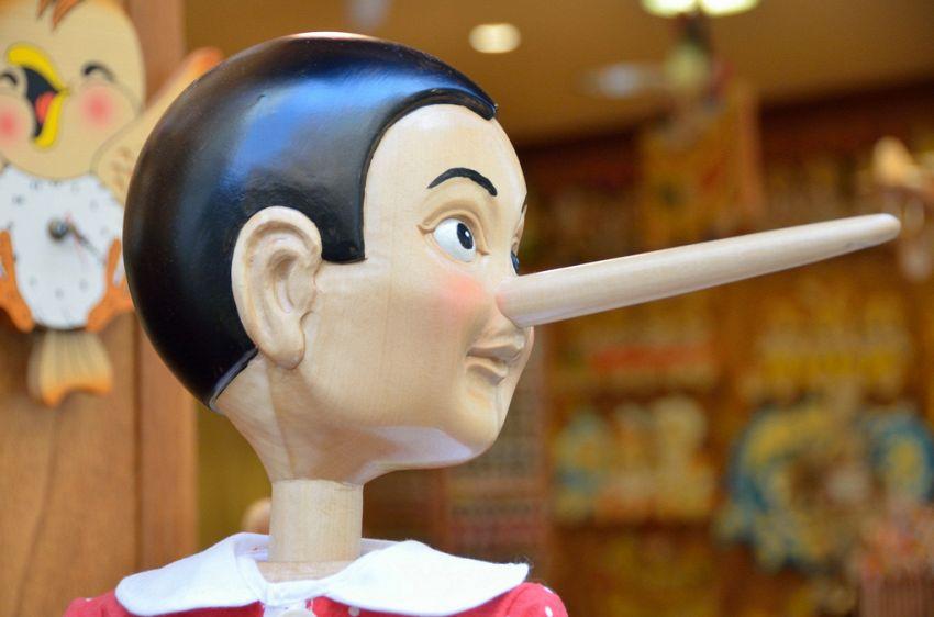Ecco come i bambini imparano a mentire