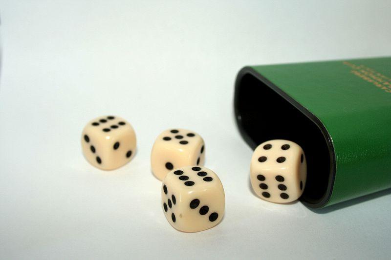Giochi di illusionismo con i dadi: come predire la somma di 2 dadi