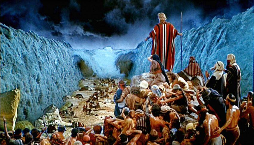 Mosè divise davvero il Mar Rosso, ci sono le prove scientifiche