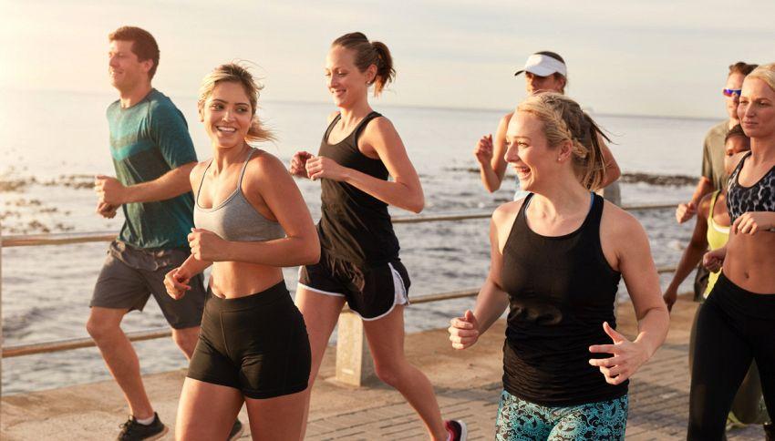 Sei un runner? Correre ti 'ripara' il cervello. Lo dice la scienza