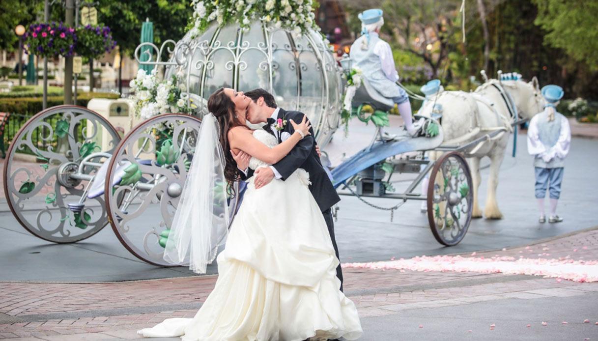 Sposarsi Come Una Principessa Disney Qui è Possibile Ecco Come