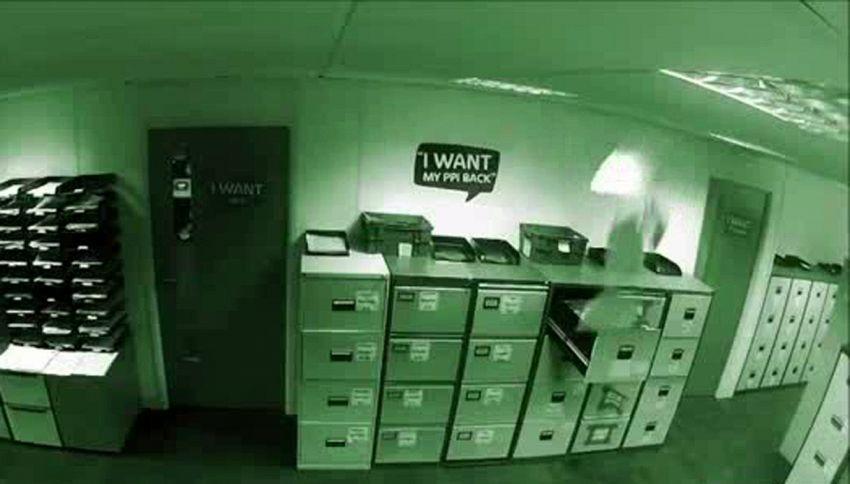 L'ufficio della paura: cose da 'Paranormal Activity'