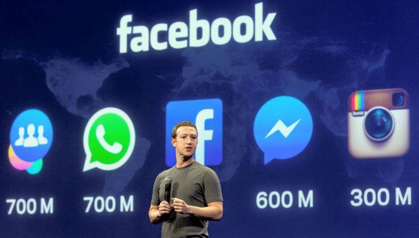 L'ultima proposta di Mark Zuckerberg: internet gratis grazie a Facebook