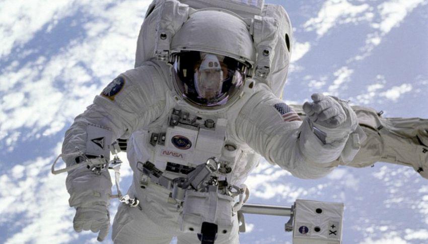 Toc toc, il suono misterioso che terrorizza un astronauta cinese