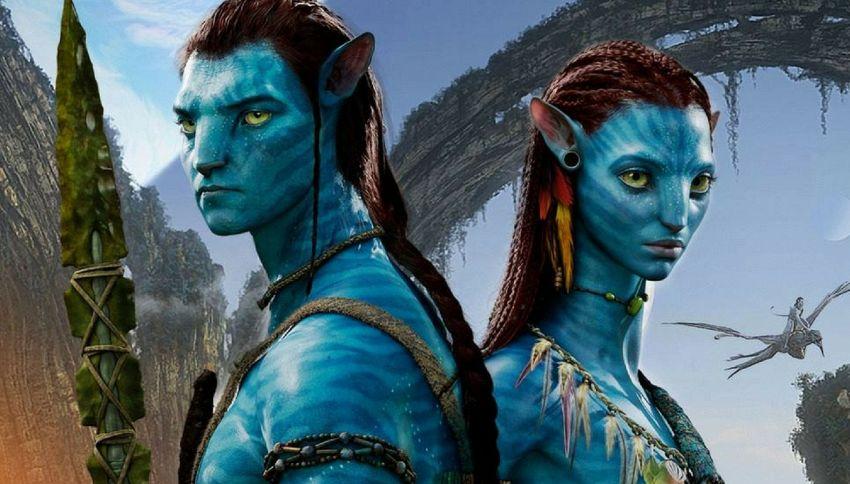 """""""Avatar 2"""" di James Cameron arriva al cinema nel dicembre 2018"""