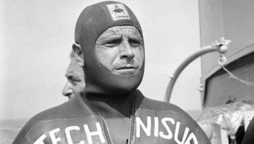 Morto Enzo Maiorca, re degli abissi e recordman di immersioni in apnea