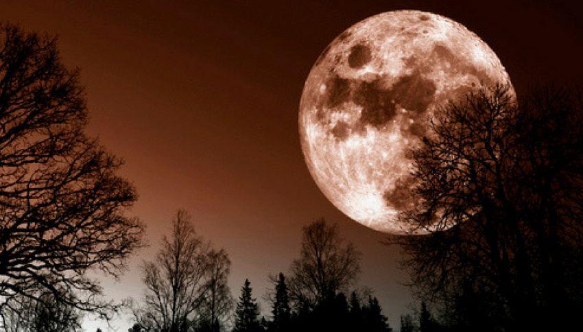 Ecco come la luna può influenzare i terremoti