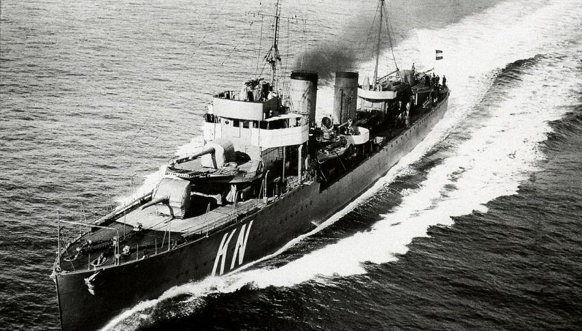 Il mistero dei tre relitti olandesi scomparsi dal fondo dell'Oceano