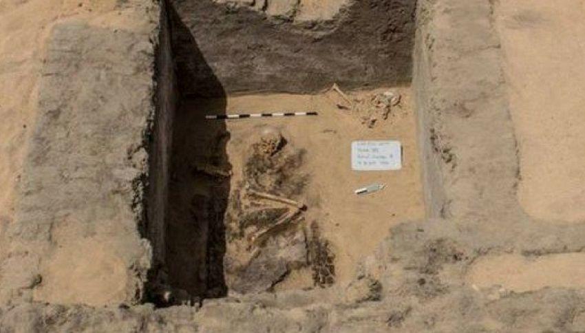 Scoperta in Egitto una necropoli di 5mila anni fa