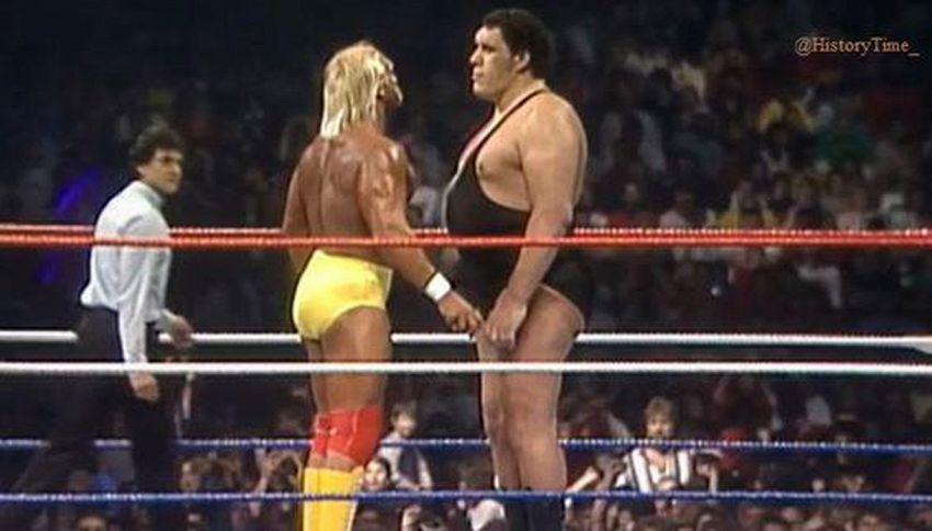 André The Giant, il gigante buono del wrestling, e quelle 119 birre