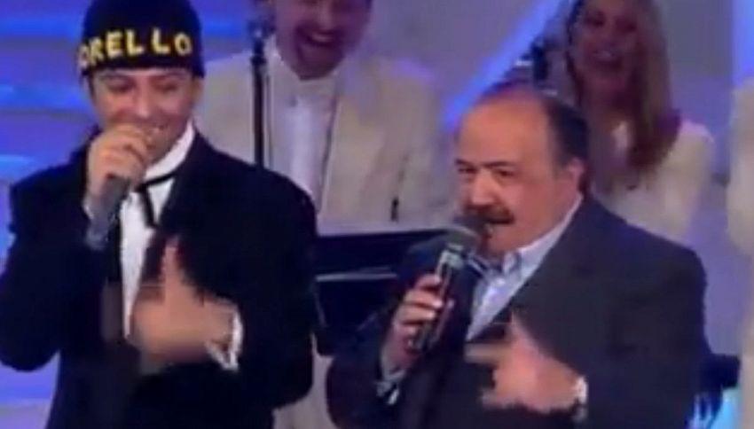 Maurizio Costanzo rappa meglio di te
