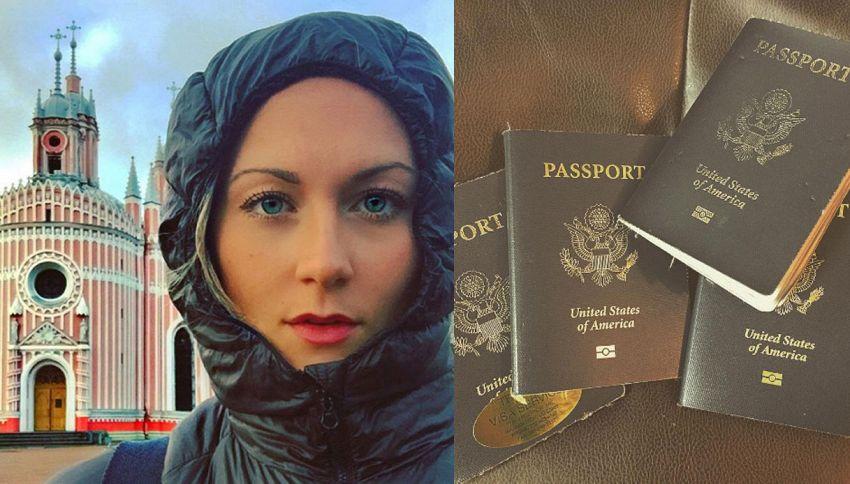 Cassandra De Pecol, globetrotter da record: 181 paesi visitati in un anno e mezzo