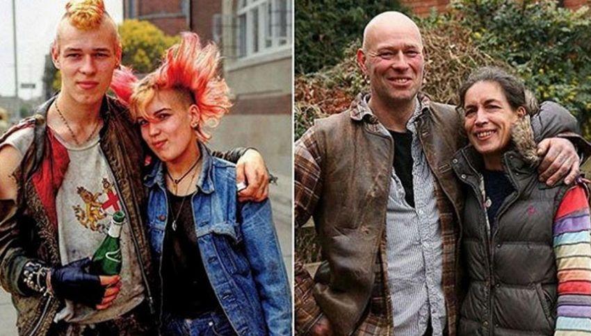 Ecco il fotografo che immortala le stesse persone 40 anni dopo