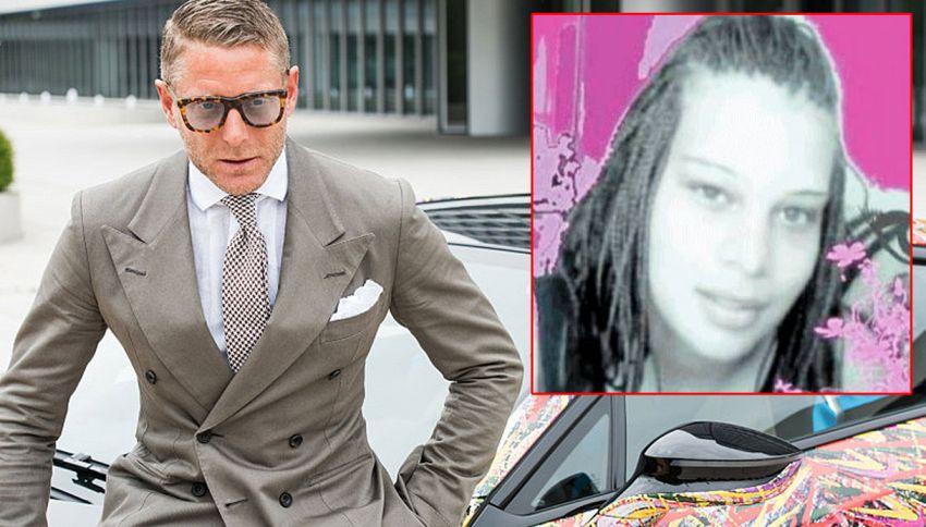 Lapo Elkann: Curtis McKinstry, la escort trans del finto rapimento