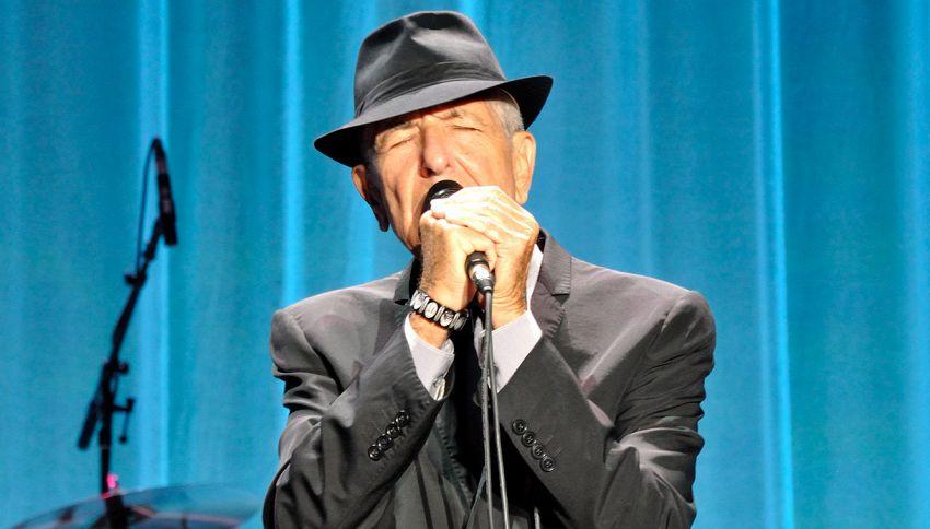 E' morto Leonard Cohen, il poeta visionario del Rock
