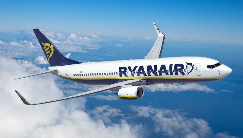 Rissa sul volo Ryanair per Malta. Pilota atterra a Pisa e li fa arrestare