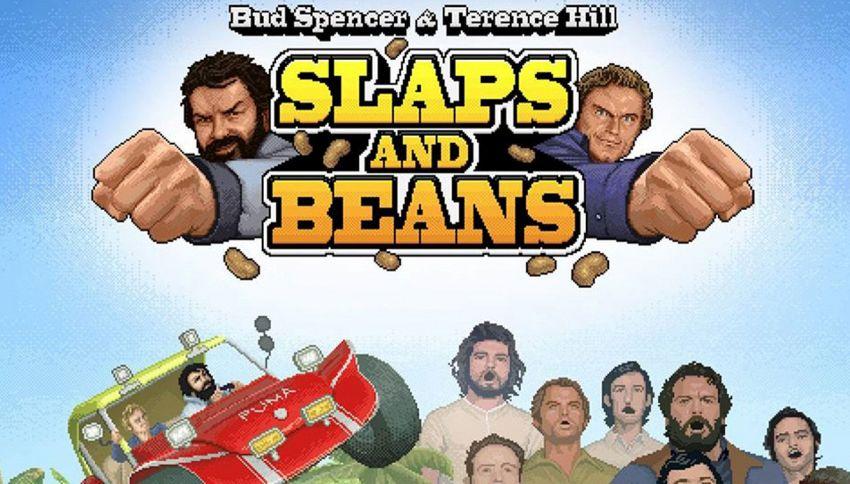 Il videogioco su Bud Spencer e Terence Hill sbarca su Kickstarter