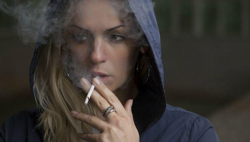 Fumo uguale dimagrire: così gli adolescenti non smettono di fumare