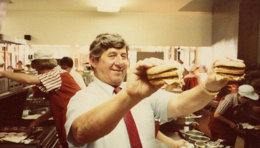 Morto Jim Delligatti, l'inventore del panino Big Mac di McDonald's