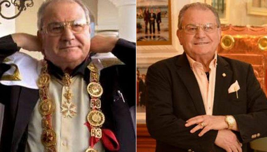 """Boss delle cerimonie, l'Ordine di Malta: """"Non era uno di noi"""""""