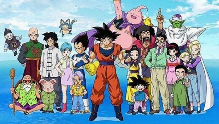Dragon Ball Festeggia 30 Anni E Torna In Tv Supereva