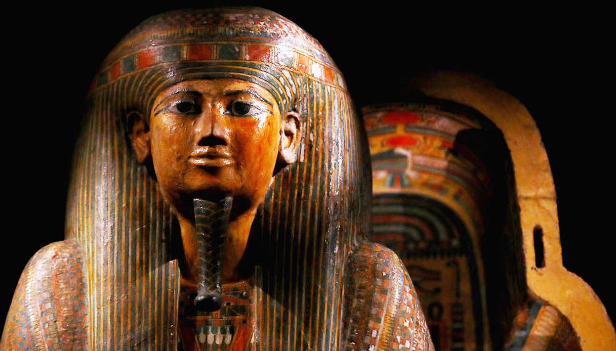 Egitto, scoperte due tombe di 3500 anni fa