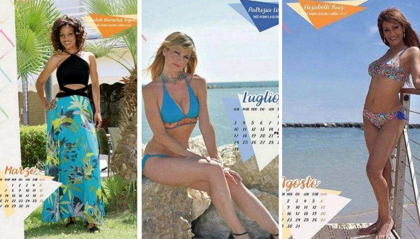 Miss Mamma Italiana: ecco il calendario delle mamme più belle