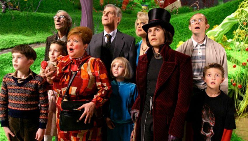 Dal GGG alla Fabbrica di Cioccolato, i libri di Roald Dahl al cinema