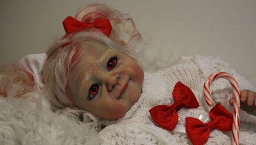 Le bambole zombi da regalare a Natale sono davvero realistiche