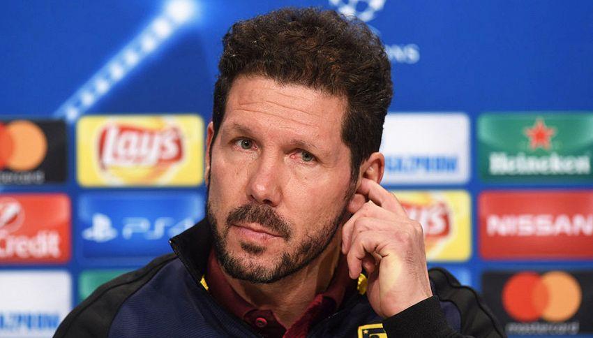 """Simeone:  """"A casa mia lo sanno tutti, allenerò l'Inter"""""""