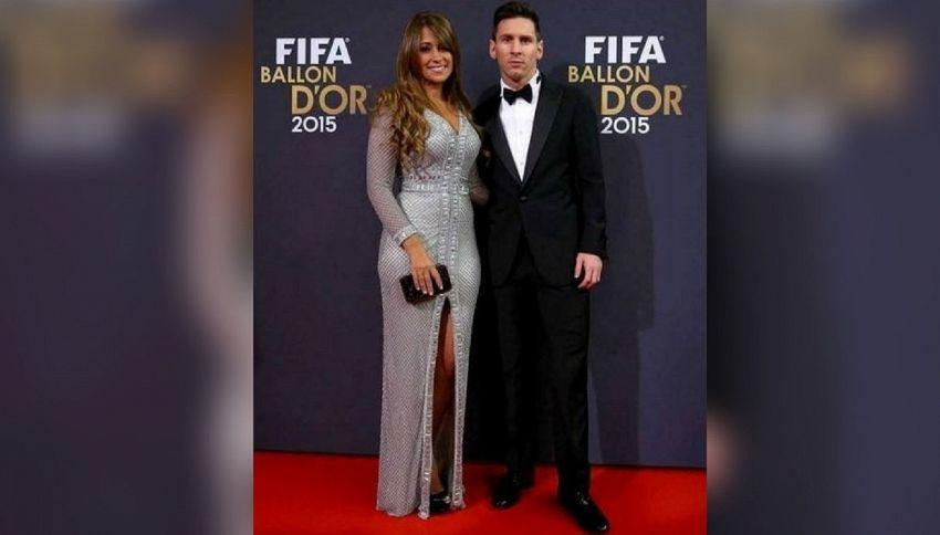 Messi, figuraccia per gli invitati alle nozze benefiche