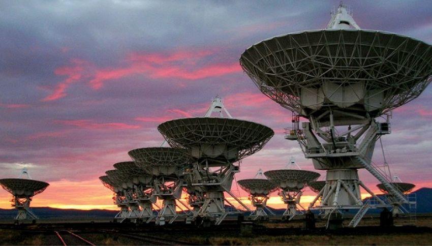 Fast Radio Burst: il misterioso rumore che arriva dallo spazio