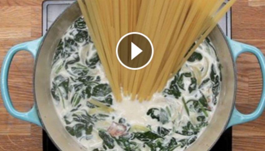 Non provate quella pasta: italiani contro la videoricetta