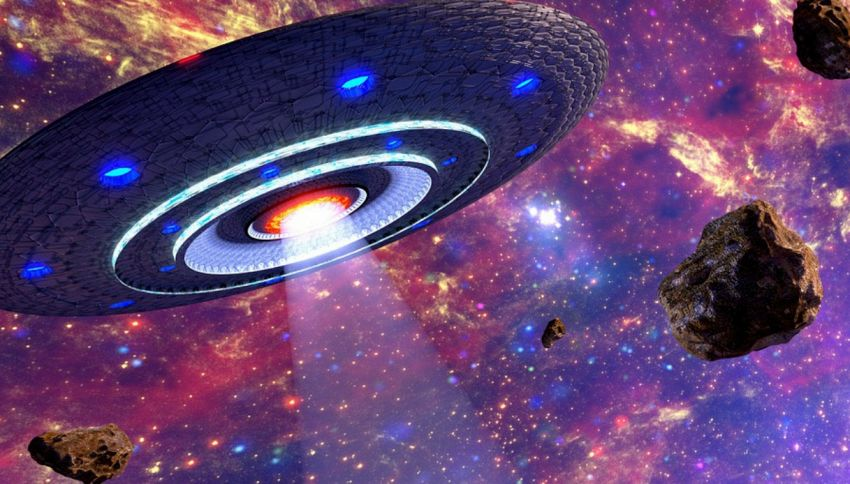 Le 10 principali basi aliene sparse per il mondo